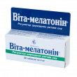 Фото препарата Вита-мелатонин таблетки N30