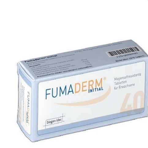 Купить Fumaderm (Фумадерм) таблетки №40 в Москве