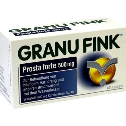 Купить Granufink, Грануфинк простата и мочевой пузырь капс. №40 в Москве
