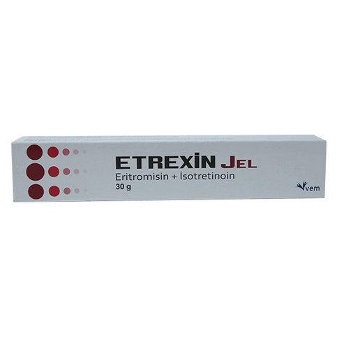 Купить Этрексин (Изотрексин) гель для наружн. применения 30г в Москве