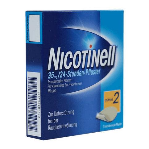 Купить Никотинелл (Nicotinell) ТТС 20 пластырь №7 в Москве