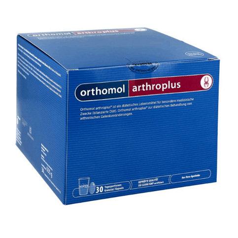 Купить Ортомол Артро Плюс капсулы (Orthomol Arthro Plus) №30 в Москве
