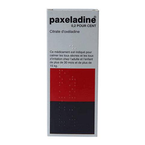Купить Пакселадин (Paxeladine) сироп фл. 125мл в Москве