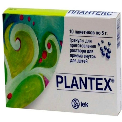 Купить Плантекс, Plantex, гранулы для приг. раствора 5г N10 в Москве