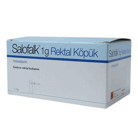Купить Салофальк пена для ректального введения 1г №14 в Москве